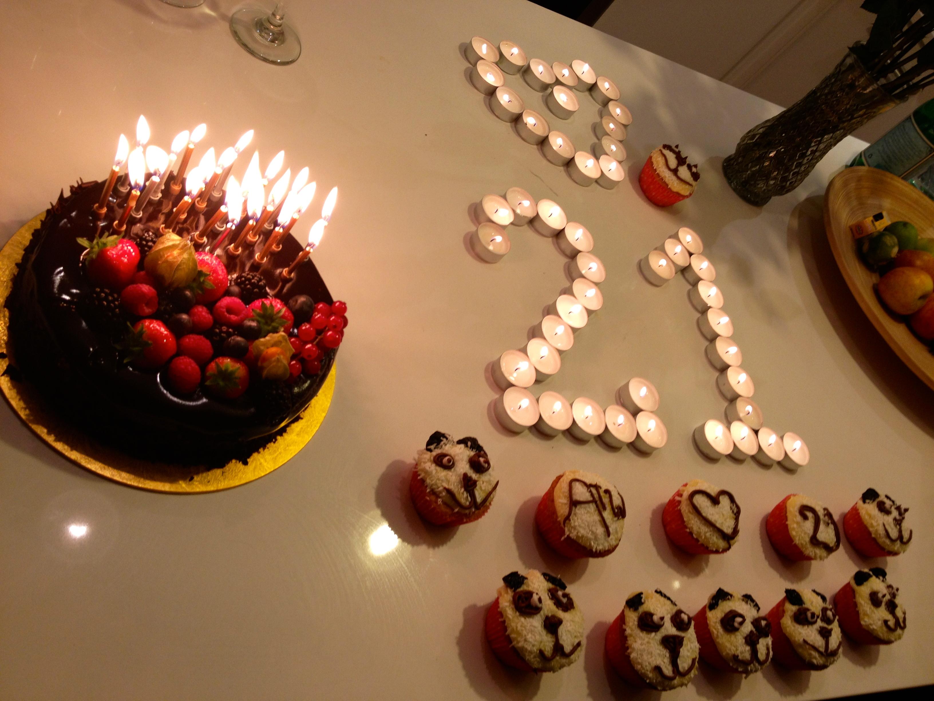 Birthday Weekend 21 Bringt It On La Pulcinella