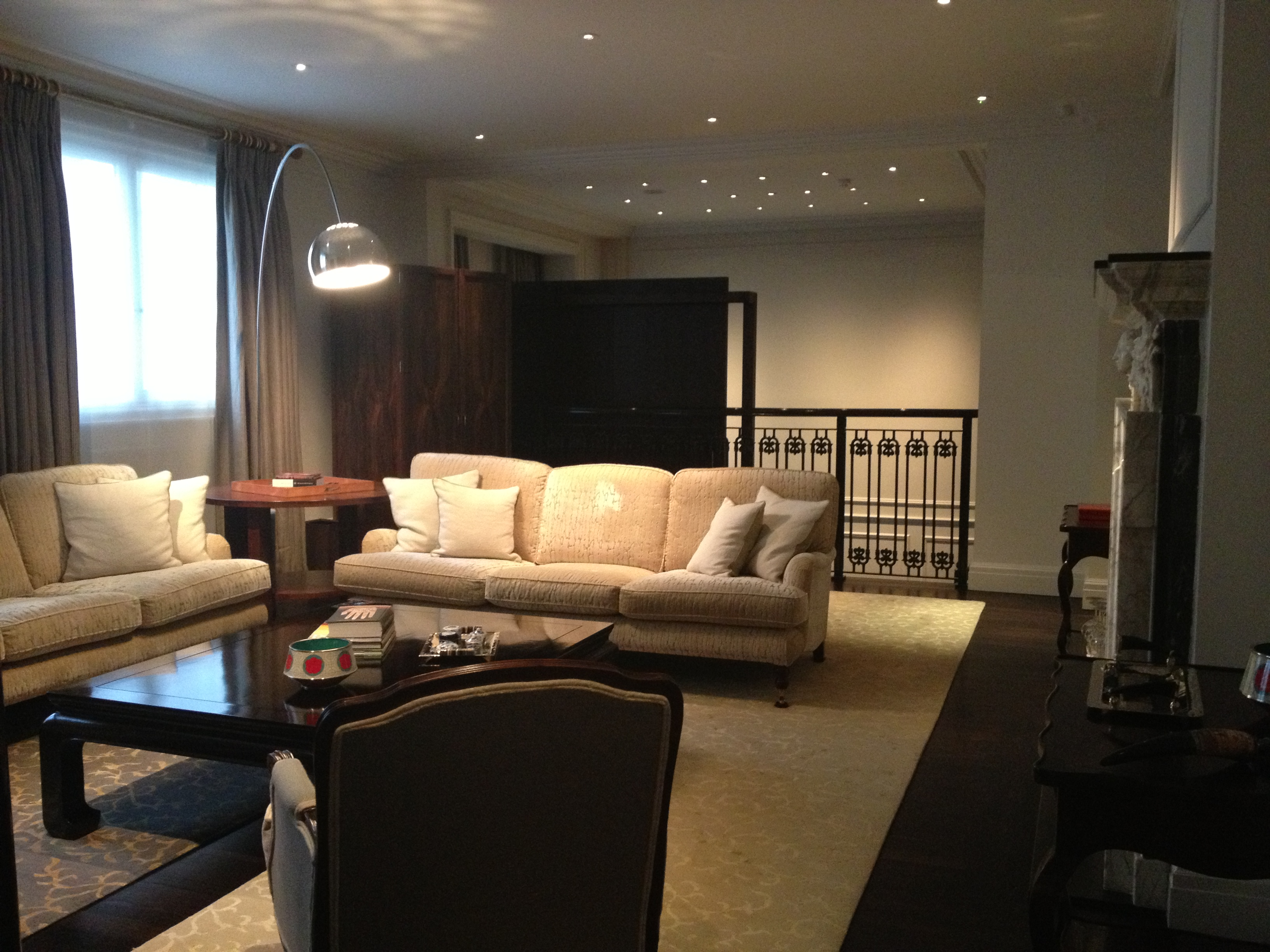Lord Chancellor S Suite At Chancery Court Hotel