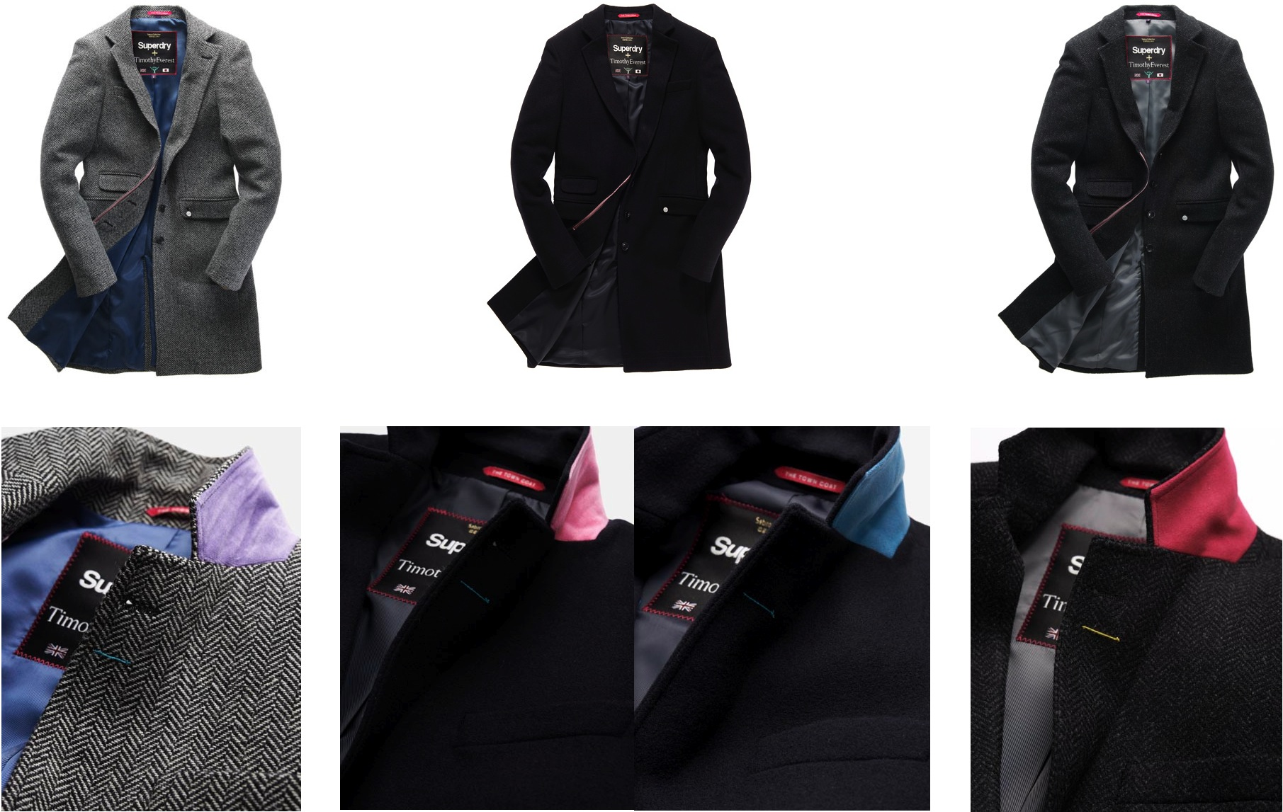 Weekly Favourite: Preppy highstreet with Superdry x Timothy Everest
