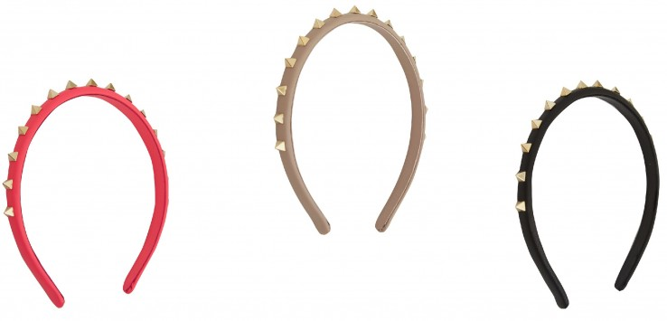 Valentino-Spikes-Headbands