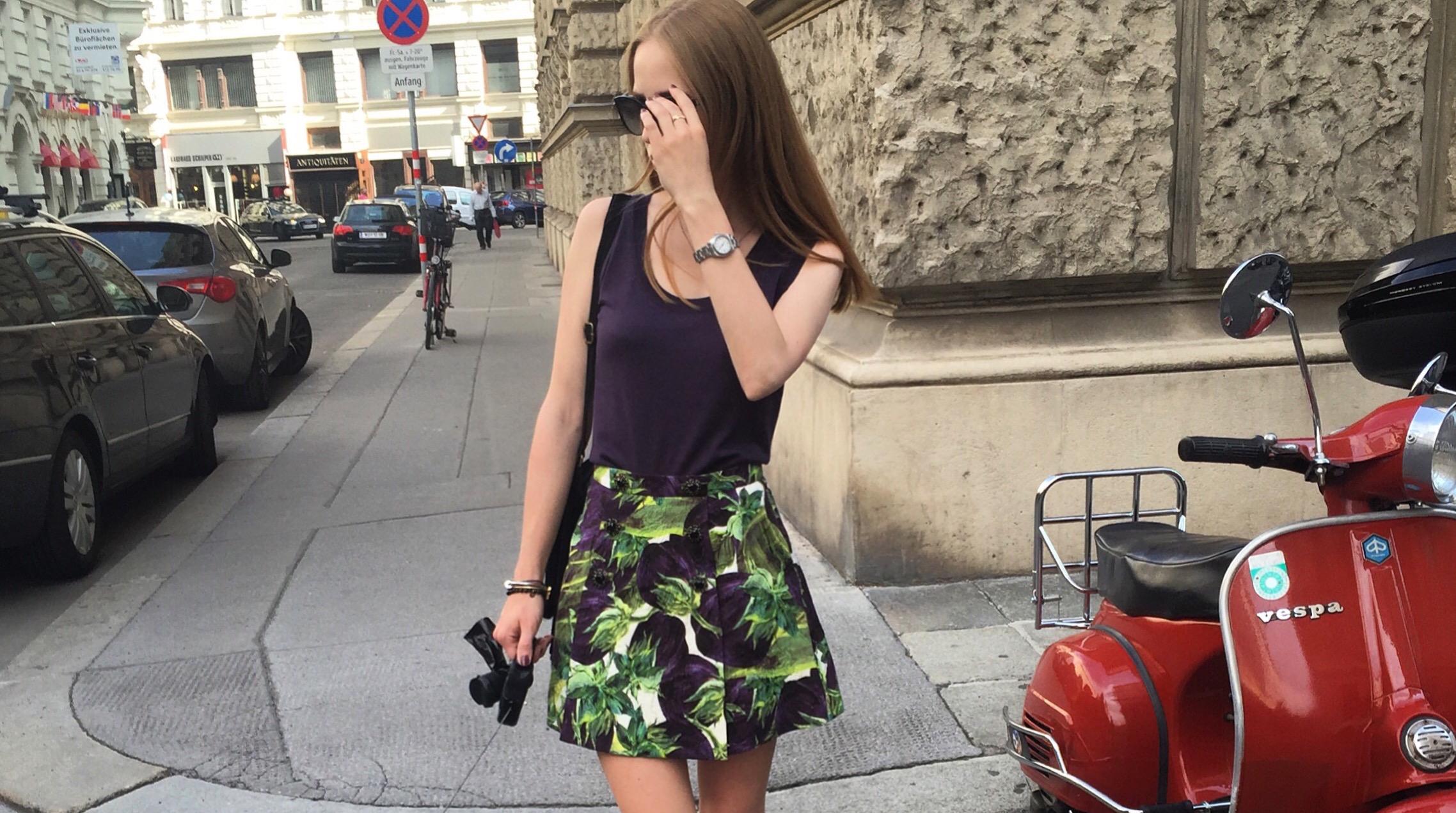 Teen model aliya